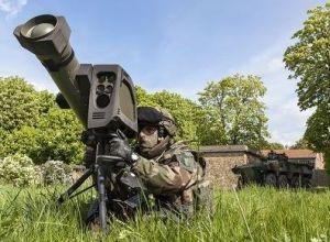 MBDA livre les 50 premiers missiles MMP à la DGA