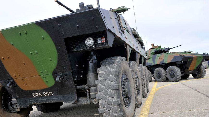 Bourges revendique son statut de pôle de Défense et d'armement