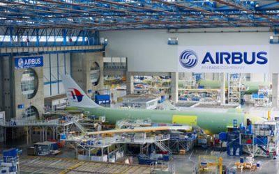 Airbus condamné à payer 104 millions…